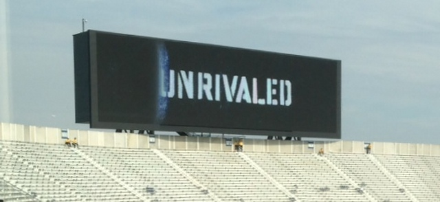 Penn State Football: New Scoreboards Pass Eye Test But Fail In Actual Usage