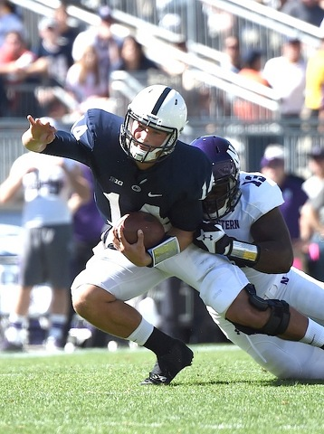 PSU Offense Isn't Only Hackenberg, But 34-of-35 Stretch Proved Otherwise