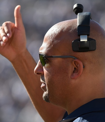 "Penn State Football: Franklin's Promise x 9 — ""We Will Get This Fixed"""
