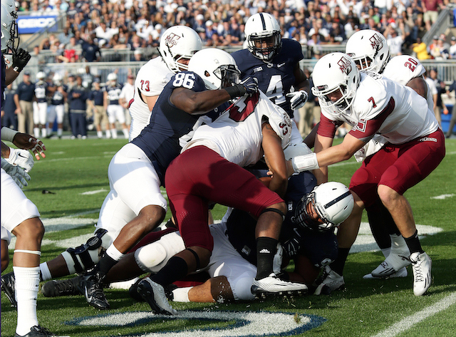 Penn State Football: Trio Of Nittany Lions Looking Forward To Homecoming Against Michigan