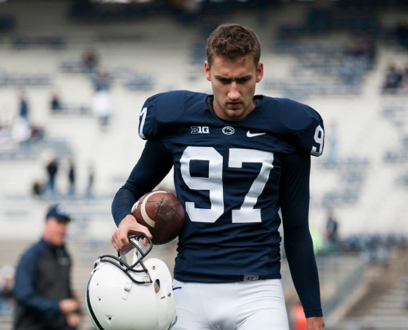 Penn State Football: Ficken Earns All-Conference Honors After Strong Performance