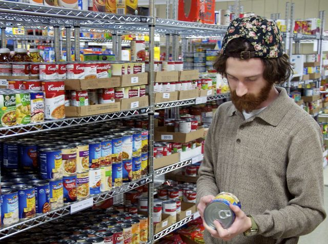 Holiday Season, New Location Bring Challenges to Food Bank