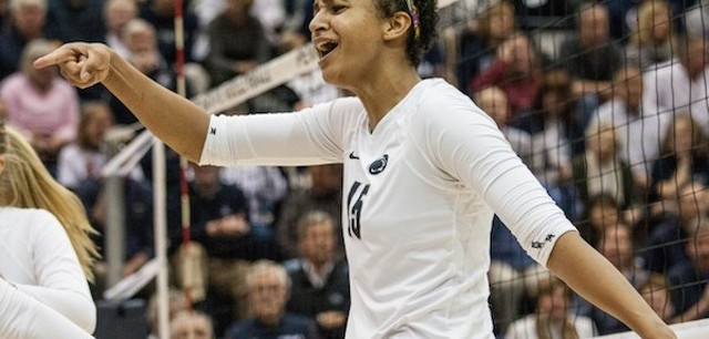 Penn State Volleyball To Battle Stanford in the Final Four