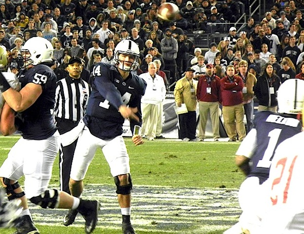Penn State Football: No Longer a Kid, Hackenberg Has Earned His Pinstripes