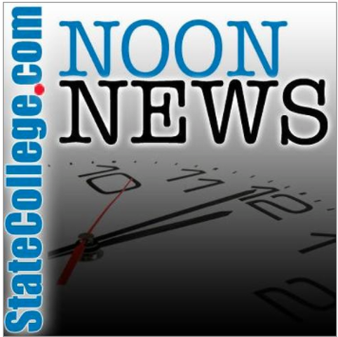 Penn State, State College Noon News And Features: Monday, Jan. 19