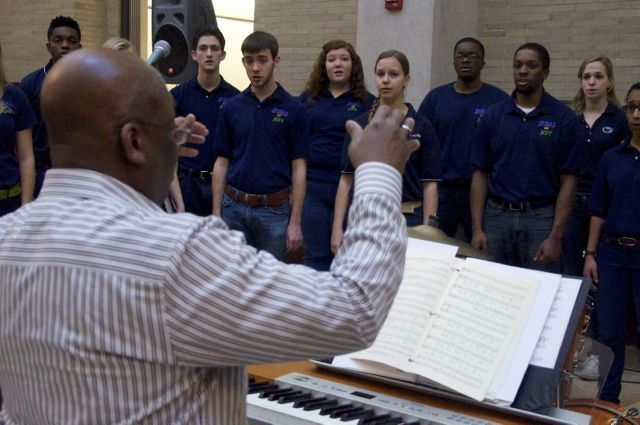 Penn State Choir Honors Dream of Racial Equality in Song
