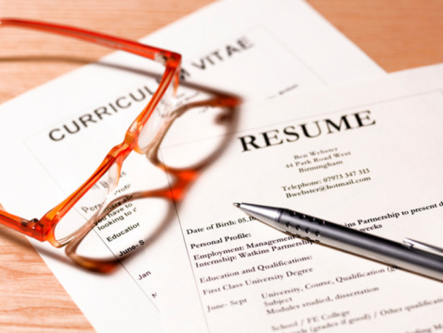 The Difference Between 'Creative' Writing and Lying on Your Resume