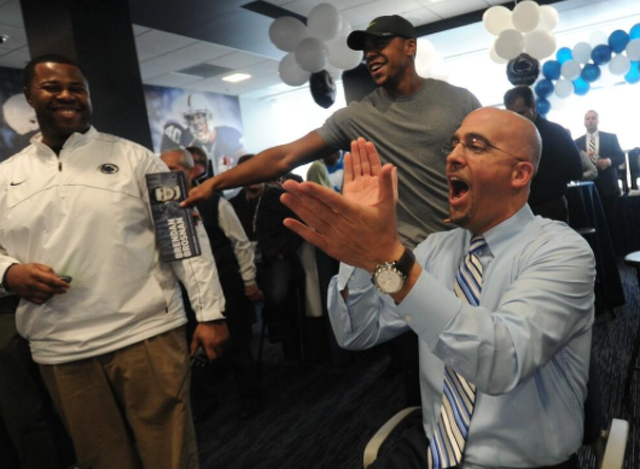 Penn State Football: Signing Day Hype Easy Display Of Changing Program