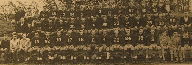 Retired Teacher Authors Book About State College/Bellefonte Football Rivalry