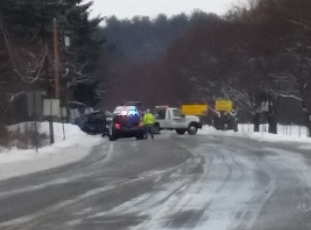 Boalsburg Woman Dies in Two Vehicle Accident
