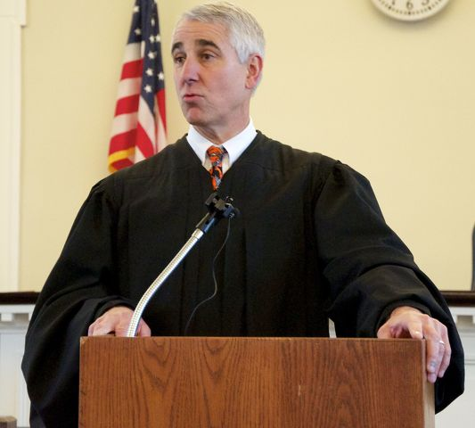 Judge Kistler 'Honored' by Nomination to Pa. Supreme Court, Regrets Having to Leave Centre County