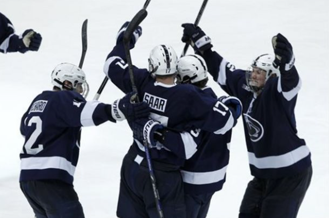Penn State Hockey: Nittany Lions Skate Past Wisconsin 5-2