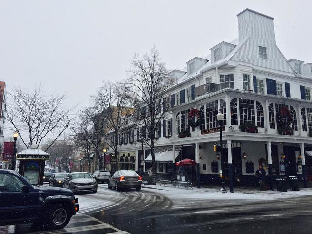 Saturday Snow, Sunday Freeze Headed For State College