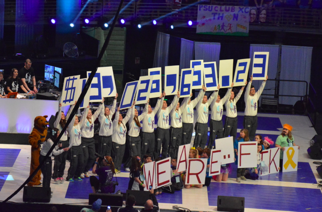 THON 2015: 46 Hours and $13 Million Later