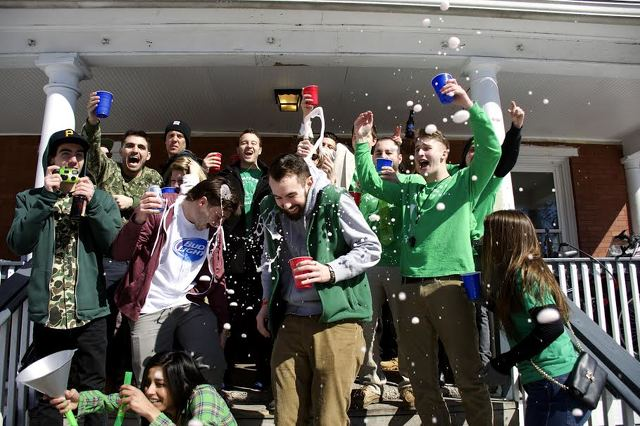 State Patty's Day Crime Wrap-Up: Fewer Calls, More Arrests & One Taser