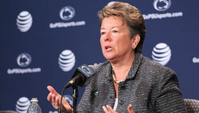 Exclusive Conversation With Penn State AD Sandy Barbour: The Books, The Stipends And The TV Deals