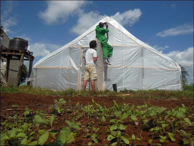 Building a Better Greenhouse to Grow a Better World