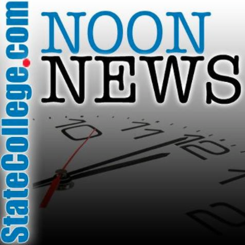 Penn State, State College Noon News And Features: Thursday, April 2