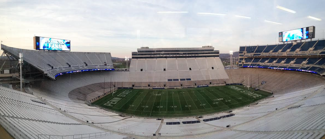 Penn State Football: Nittany Lions Spring Game Was Every Spring Game