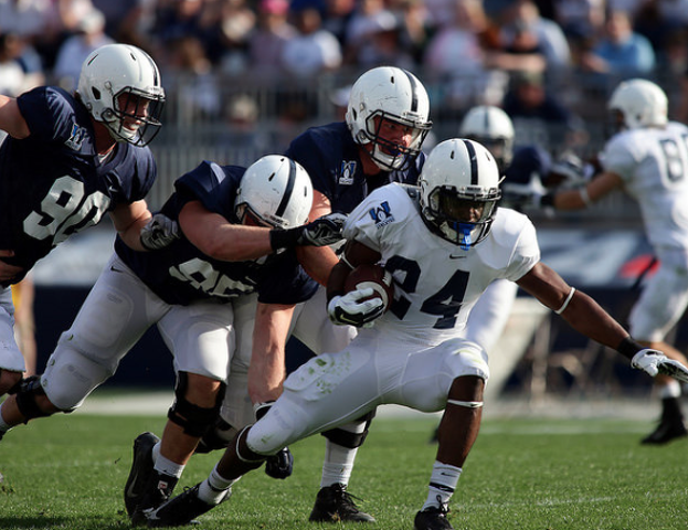 Penn State Football: Did You See That? Five Things You Might Have Missed