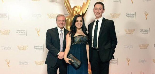 Centre County Report Wins College Television Awards Emmy