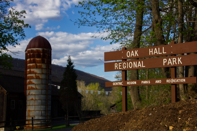 Beautiful, 68-Acre Oak Hall Regional Park Opens