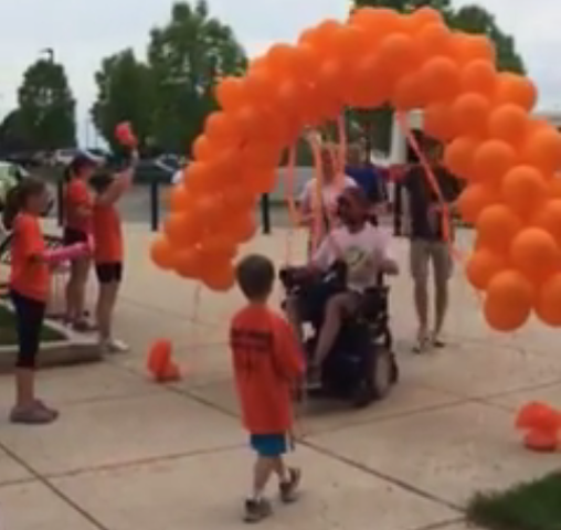 'Walk MS' Raises $18,000 At Medlar Field In Hope of a Cure