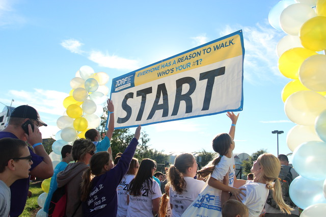 State College Walks to Cure Type One Diabetes