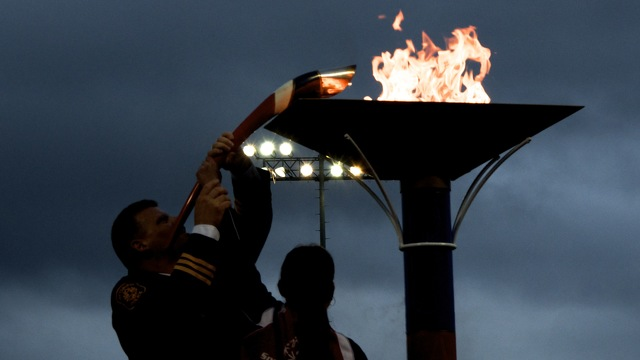 Special Olympics Opening Ceremony Sets Penn State Ablaze With Joy