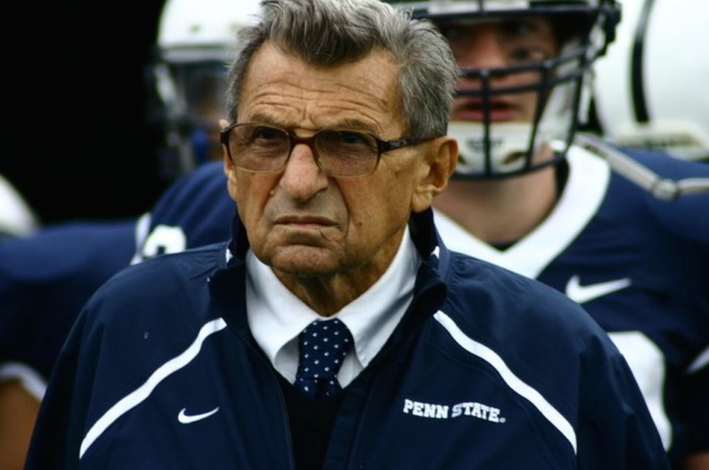 Penn State Football: Paterno, Fusina And Bahr Set To Be Inducted In PA Sports Hall Of Fame