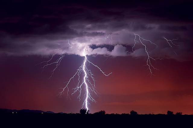 Summer Storms Focus Attention on Lightning Safety