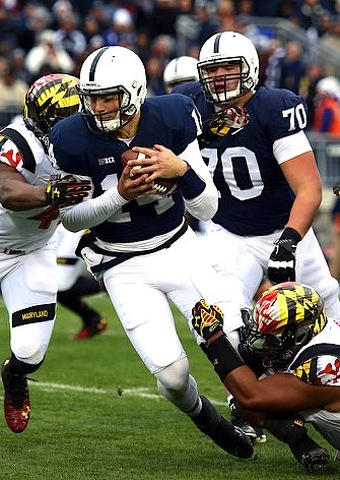 Maryland Teams Dominate Penn State, Rutgers First Year in the Big Ten Conference