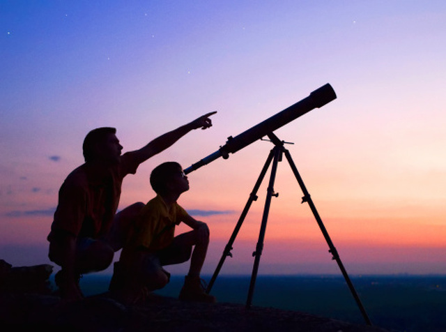 Kids Have Opportunity to Learn Wonders of Universe