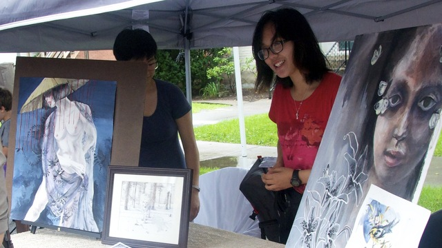 Arts Fest Helps Young Artists Discover Self-Confidence