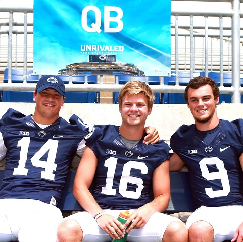 A Trace of the Penn State Quarterback Not Named Hackenberg