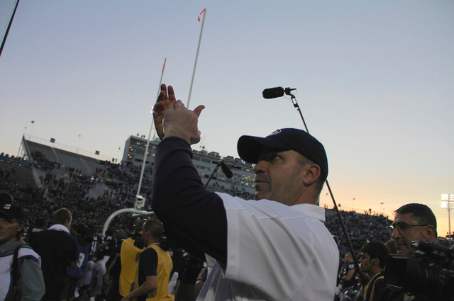 Penn State Football: O'Brien 'Hard Knocks' Feature A Reminder History Is Different Now For Program