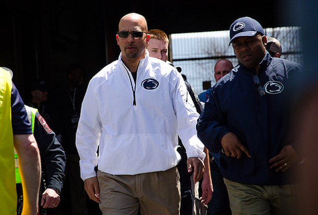 Penn State Football: The Five People James Franklin Meets Back In State College
