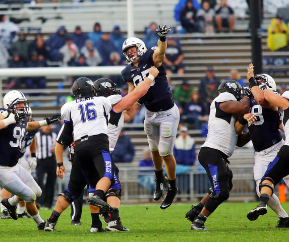 Penn State Football: Nassib Shines In First Two Career Starts
