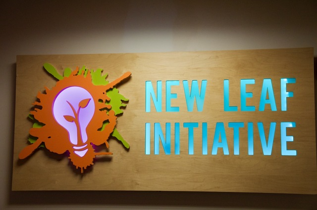 New Leaf Plans Innovative Solution to Feed the Hungry