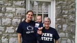 5 Questions with Laura Rosenberger, coauthor of Goodnight, Penn State
