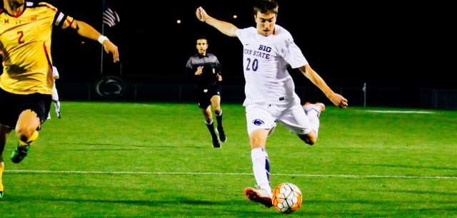Penn State Men's Soccer Takes On West Virginia Tuesday Night Under The Lights