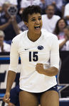 Penn State Women's Volleyball: Hayleigh Washington Contines To Rise To The Top