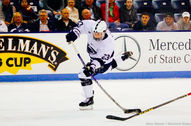 Penn State Hockey: Nittany Lions Ranked For Third Time In Program History