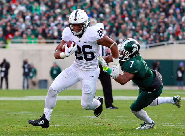 Penn State Football: Nittany Lions Set To Face Georgia In TaxSlayer Bowl