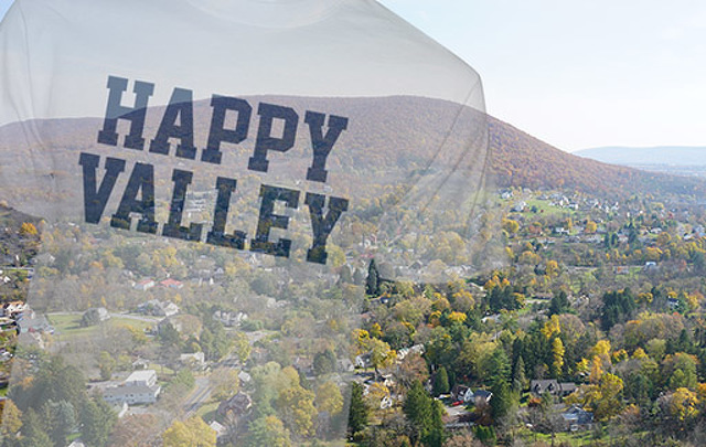 The Origins of 'Happy Valley'