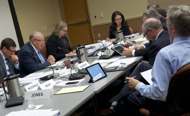 Trustees Approve Revised Draft of University Strategic Plan