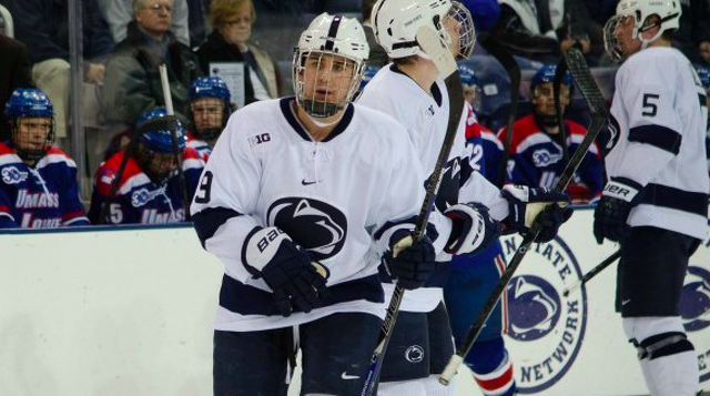 Penn State Hockey: No. 15 Nittany Lions Beat Wisconsin 4-3 In Overtime