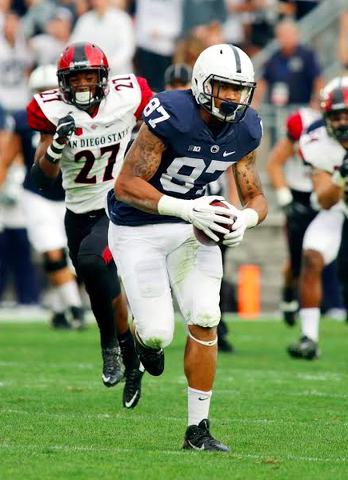 Penn State Football: Carter And Zettel Set To Take Part In East-West Shrine Game