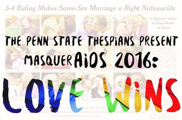 Thespians to Host 11th Annual 'MasquerAIDS' Charity Cabaret