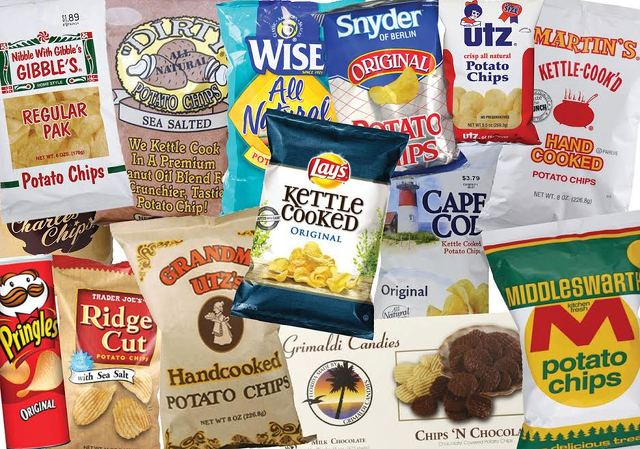 A Committed Relationship with Pennsylvania Potato Chips